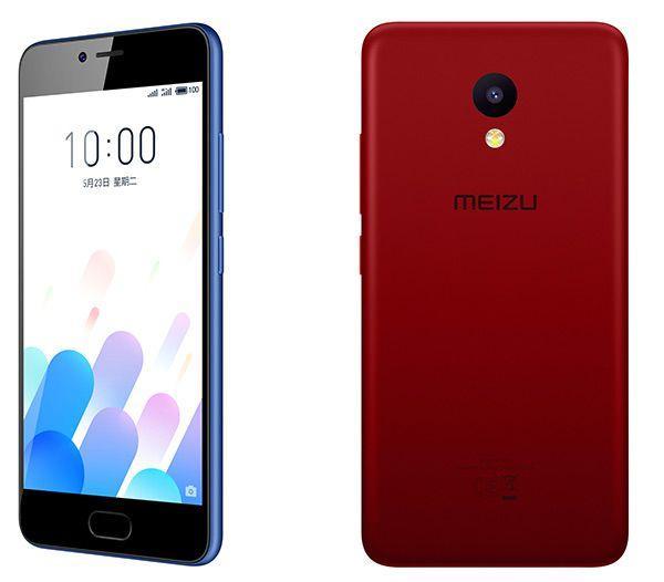 Meizu M5C in vendita in Italia a 130€, in quattro colori