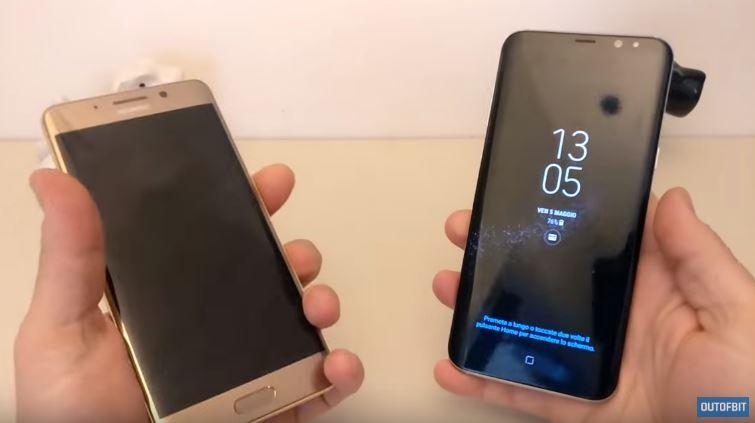Samsung Galaxy S8 Plus vs Huawei Mate 9 Pro