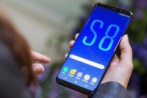 Samsung Galaxy S8 schermo rotto costo