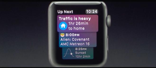 WatchOS-4 notifiche personalizzate