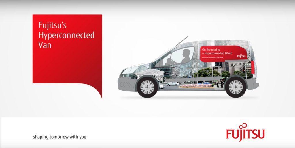 HyperConnected Van permette alle aziende di rendere intelligenti i propri furgoni grazie all'Internet of Things