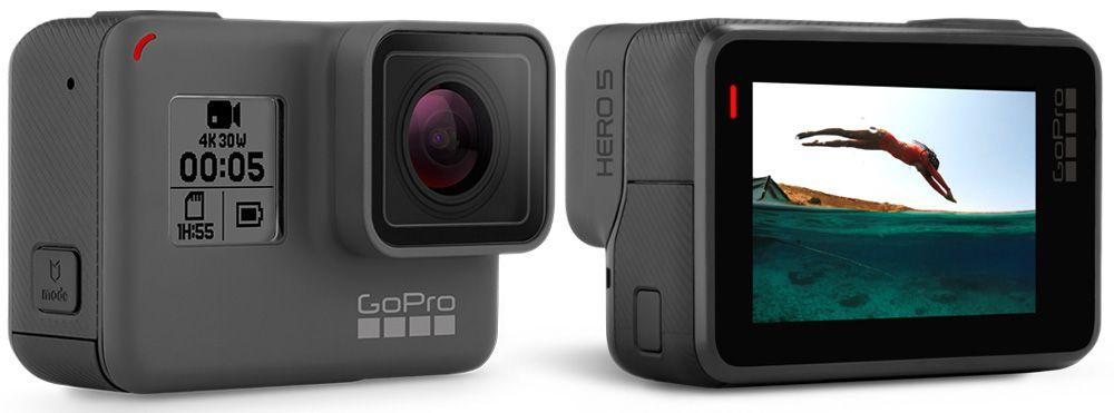 miglior action camera GoPro Hero 5