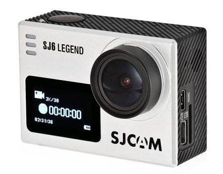migliore action camera economica SJCAM SJ6 Legend