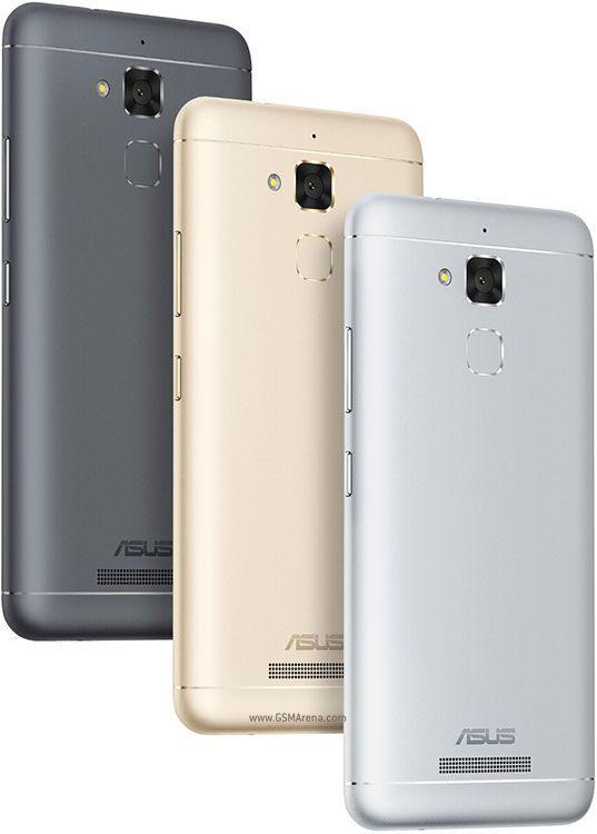 Il design di Asus Zenfone 3 Max è da smartphone di fascia medio alta