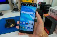 Come cambiare il display a LG V10