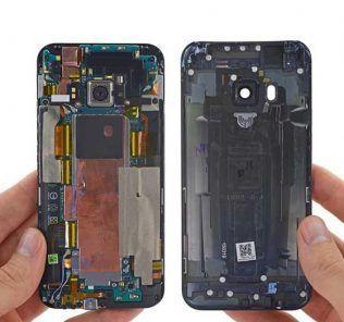 Come smontare uno smartphone HTC