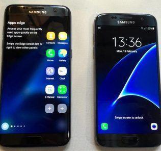 Galaxy S7 chiama da solo