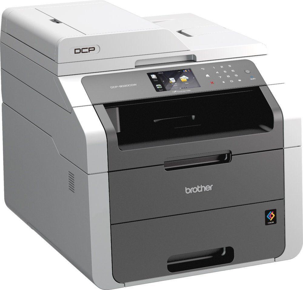 La miglior stampante WiFi multifuzione per casa ed ufficio - Brother DCP-9020CDW