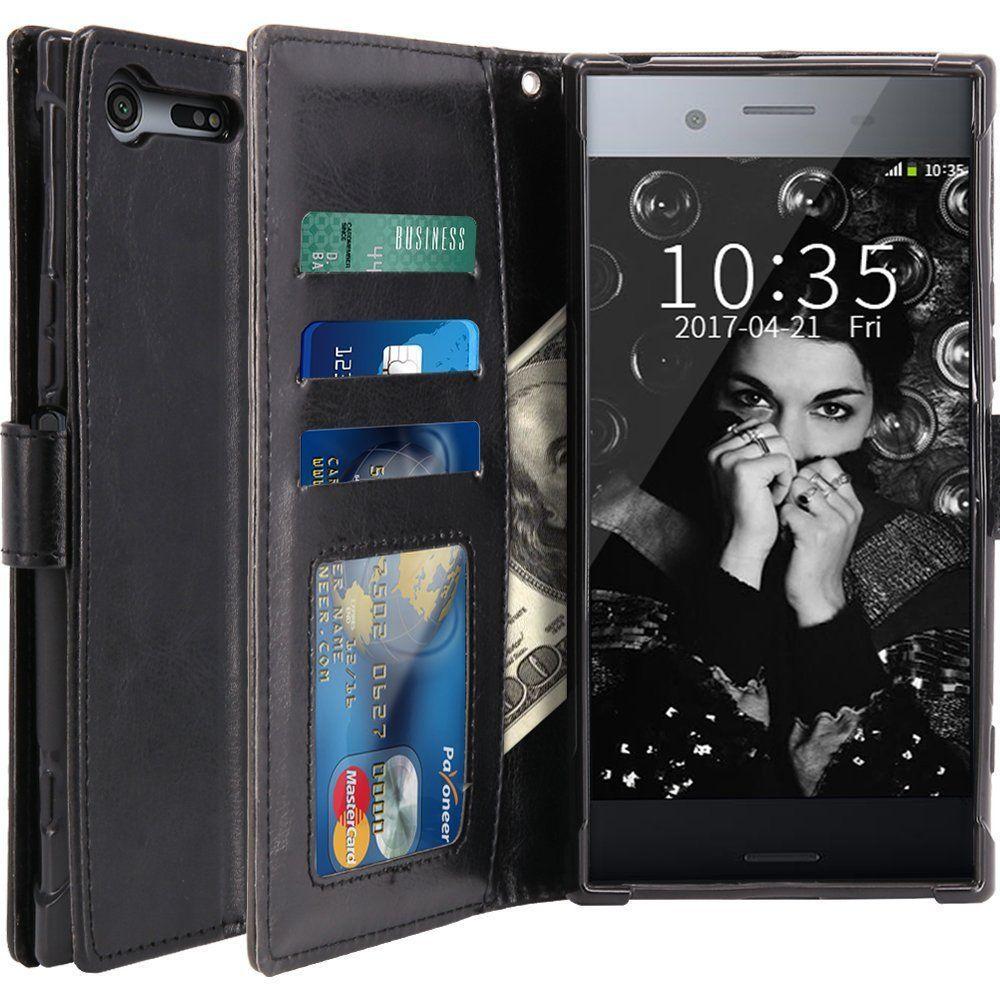 La migliore flip cover: Custodia L&K per Sony Xperia XZ Premium