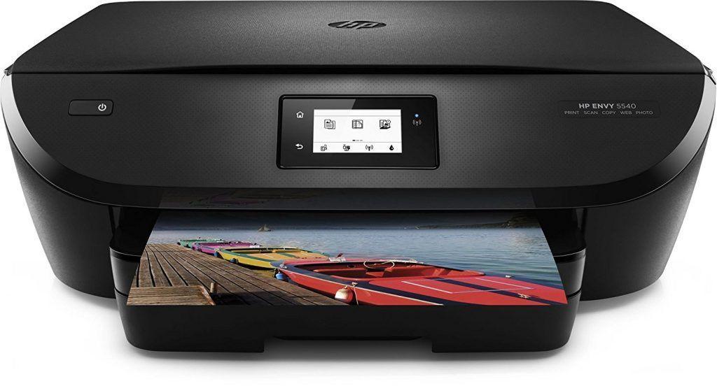 La migliore stampante WiFi economica - HP ENVY 5540