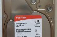Toshiba N300 8TB 3.5