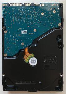 Toshiba N300 8TB 3.5 scheda