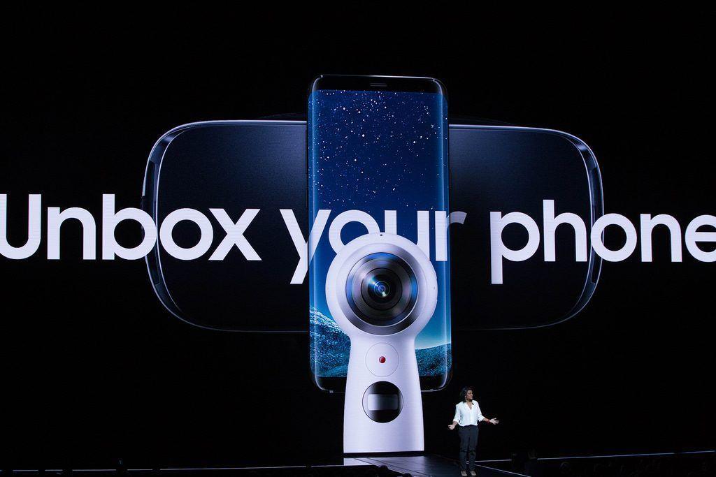 accessori per Samsung s8