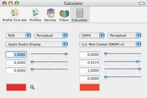 come comprimere PDF su Mac gratis con Utility ColorSync