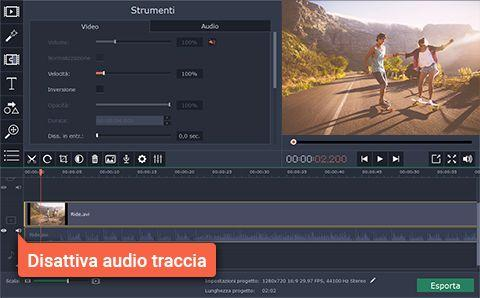 come creare un video slow motion - passo 4