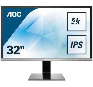monitor AOC U3277PWQU - caratteristiche