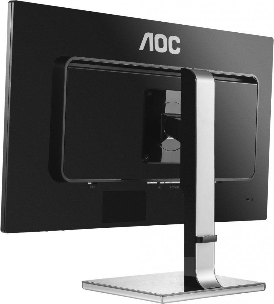 monitor AOC U3277PWQU - retro 2