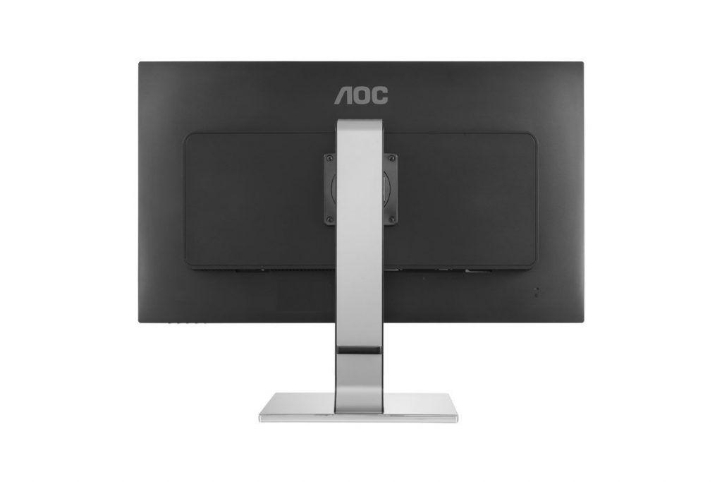 monitor AOC U3277PWQU - retro _