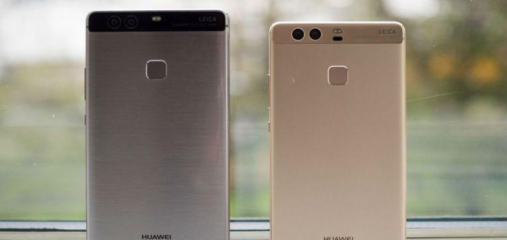 Aggiornamento Huawei P9