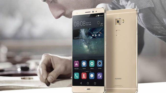 Come fare Hard Reset Huawei Mate S