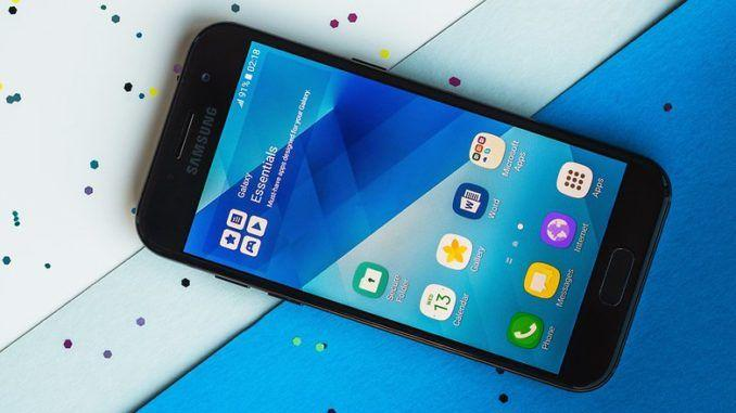 Come fare Hard Reset Samsung Galaxy A3 2017