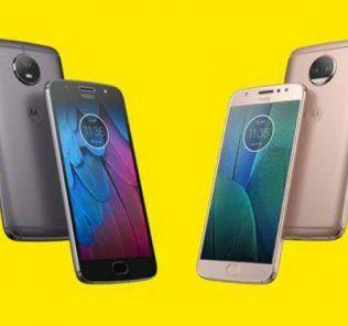 Come fare Hard reset Moto G5S