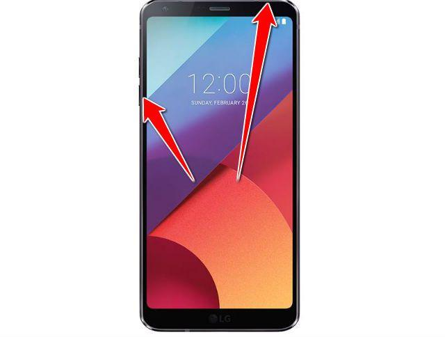Come fare hard reset LG G6