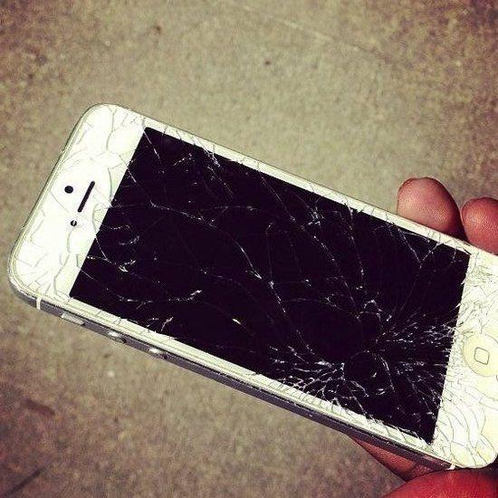 Come spegnere un iPhone con il display rotto