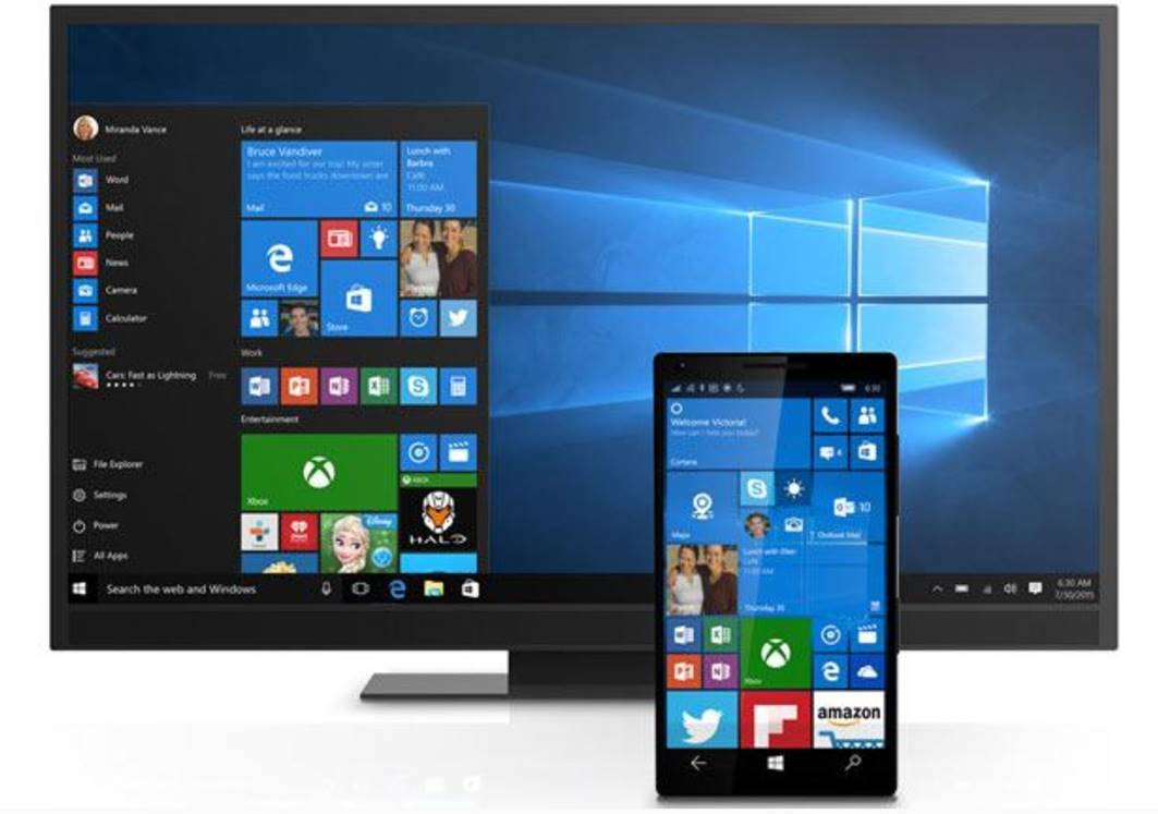 Come trasferire dati Windows 10 Mobile da pc Windows guida
