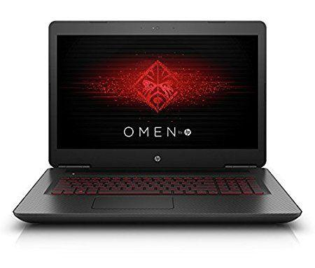 Migliori PC notebook portatili da Gaming - HP Omen 17-W203nl