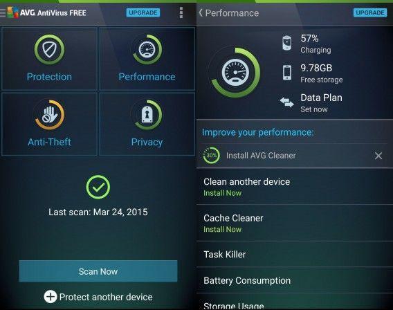 I 3 migliori antivirus android la nostra scelta for Antivirus per android gratis