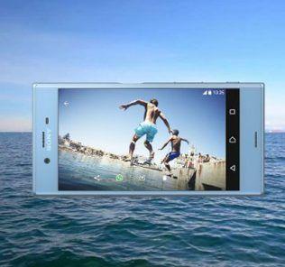 I 3 migliori smartphone impermeabili