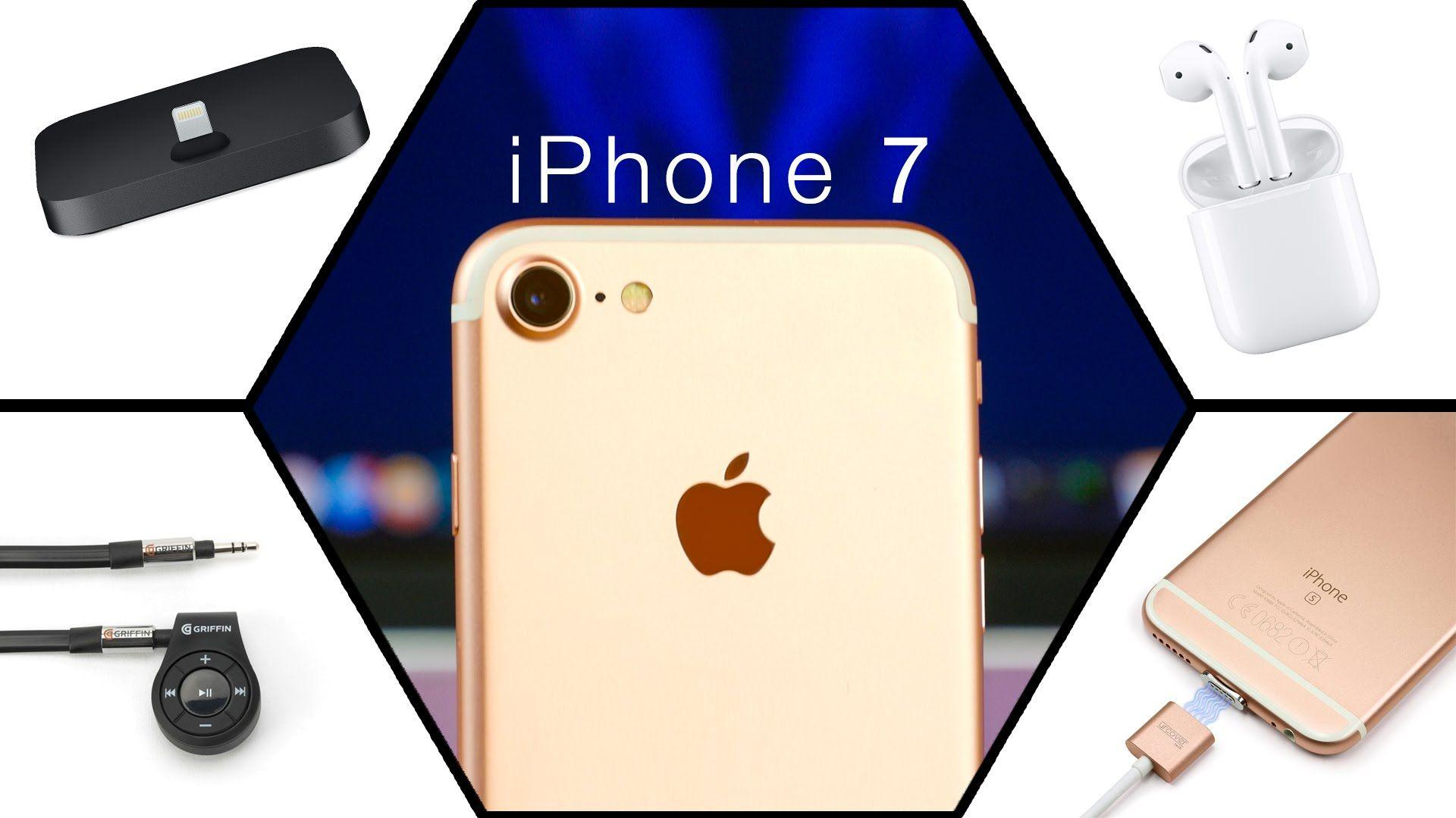I migliori accessori per iPhone 7