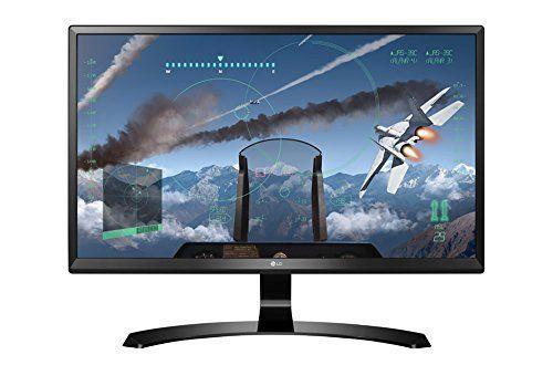 "LG 24UD58-B LCD Monitor 23.8 """