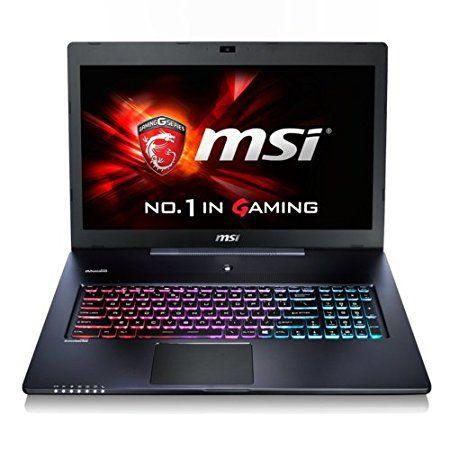 Migliori PC notebook portatili da Gaming - MSI Gaming GS70 6QE (Stealth Pro)-084FR i7-6700HQ