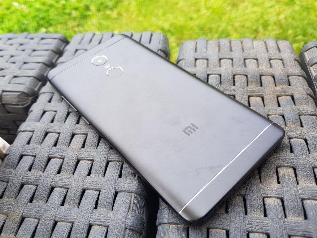 Xiaomi Redmi Note 4 Global Version retro completo