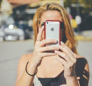 app per fare i selfie