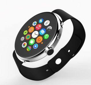 apple watch display rotondo