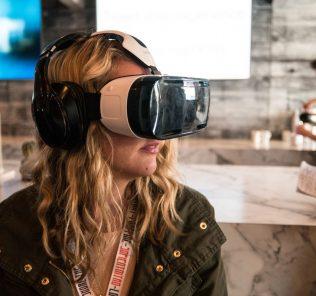 Camere d'albergo in realtà virtuale