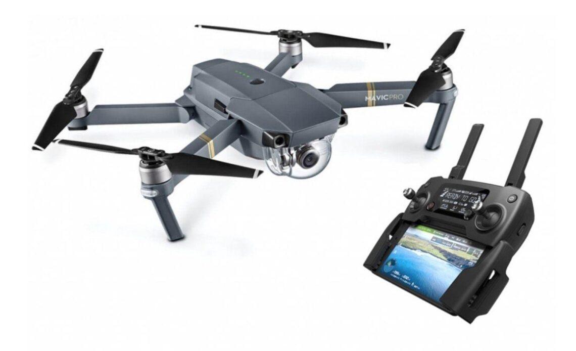 Il DJI Mavic Pro è il miglior drone acquistabile su Amazon per via delle sue caratteristiche tecniche