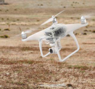 Dji Phantom 4 è uno dei droni migliori e più costosi acquistabili su Amazon Italia
