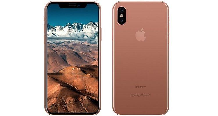 iphone 8 color cipria