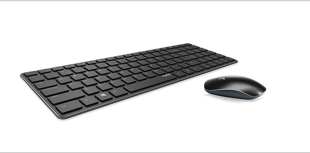 kit tastiera e mouse rapoo x9310 -2