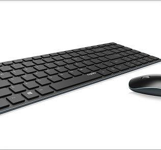 kit tastiera e mouse rappo x9310 -2