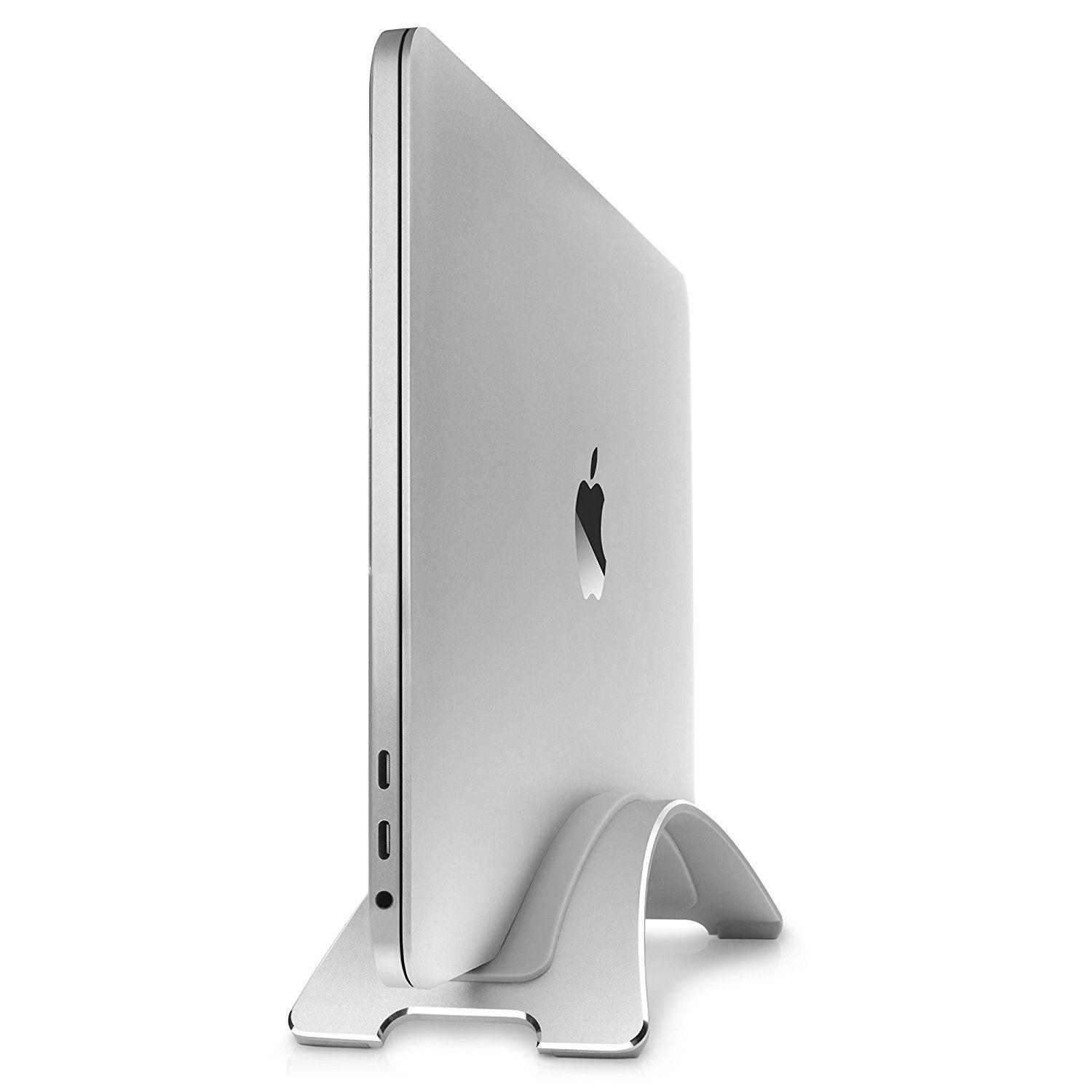 migliore stand verticale per macbook TwelveSouth Bookarc Stand per Macbook, Argento