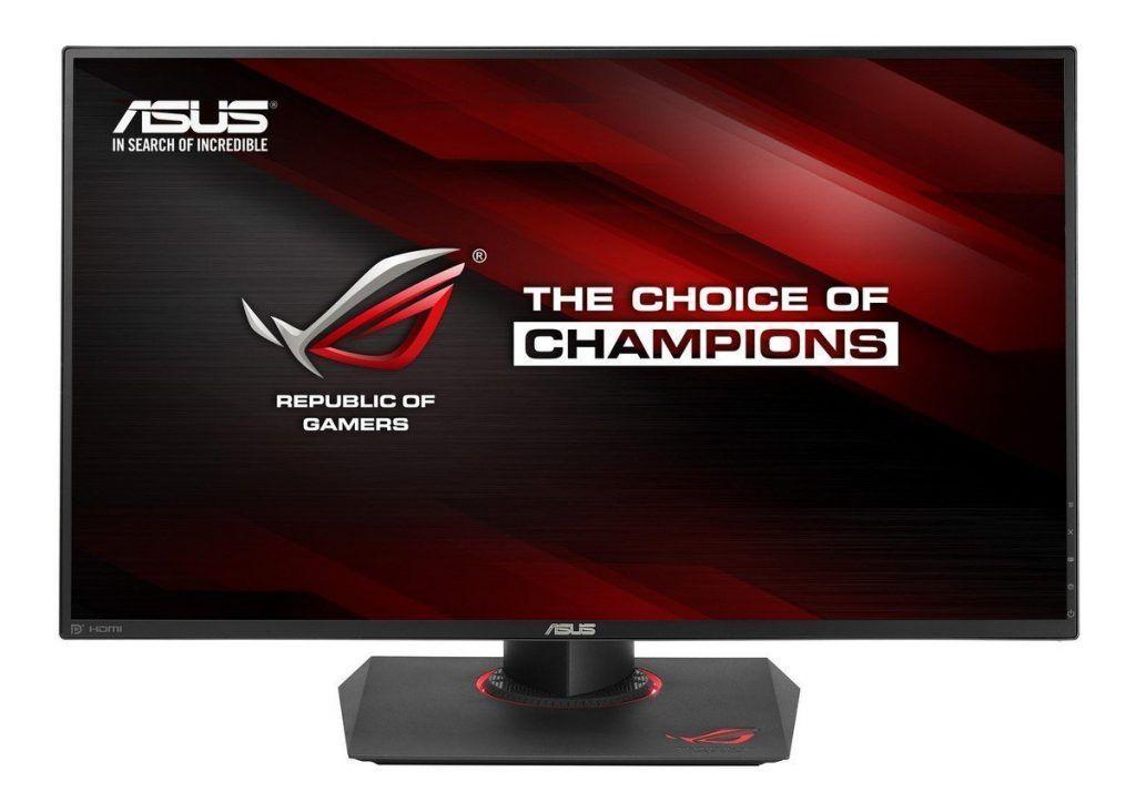 migliori monitor da gaming - ASUS ROG SWIFT PG279Q - Il top