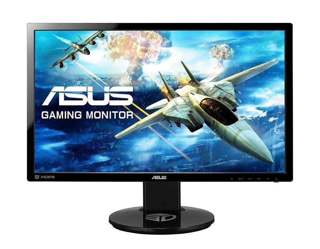 migliori monitor da gaming - Asus VG248QE - Ottimale, per non farsi mancare nulla