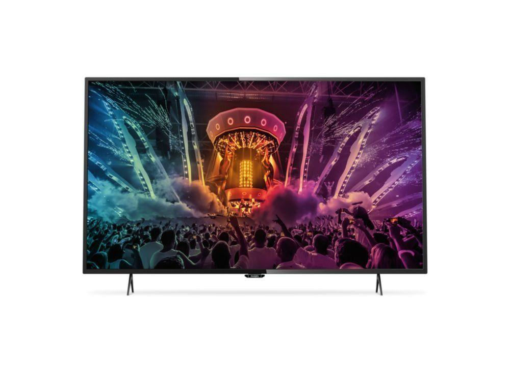migliori tv 4k - Philips 6000 series 55PUT6101:12