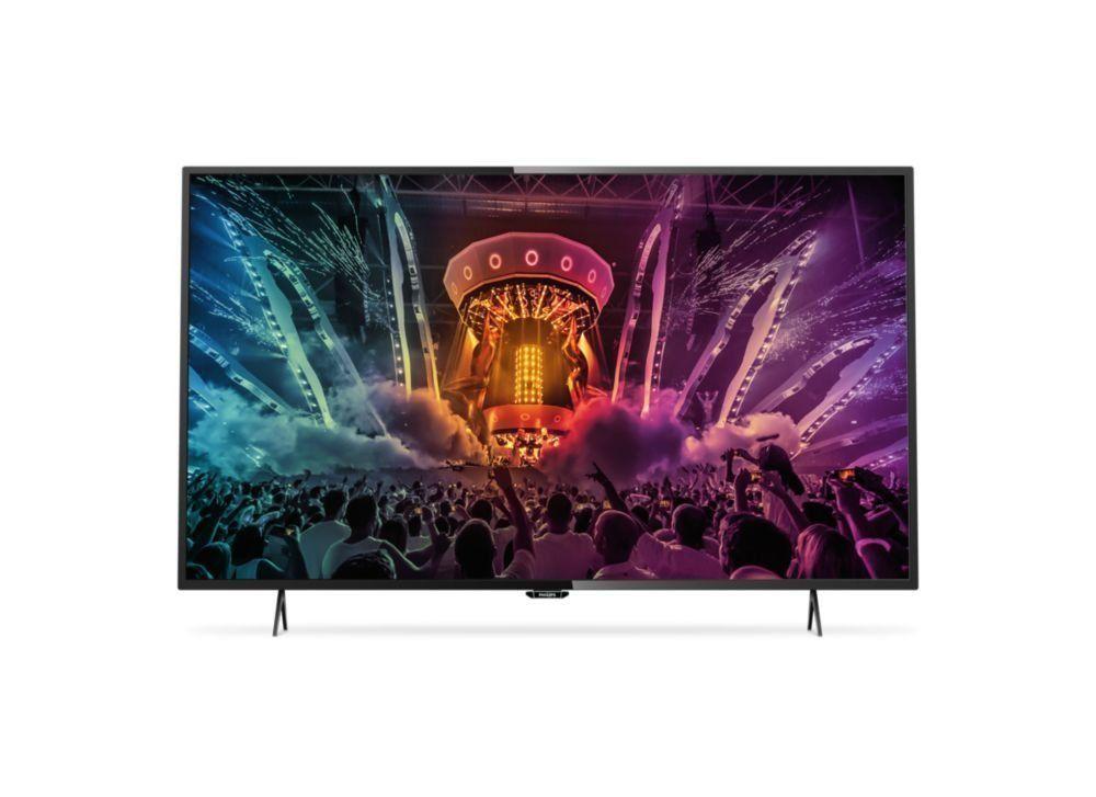 migliori tv 4k - Philips 6000 series 55PUT6101:12