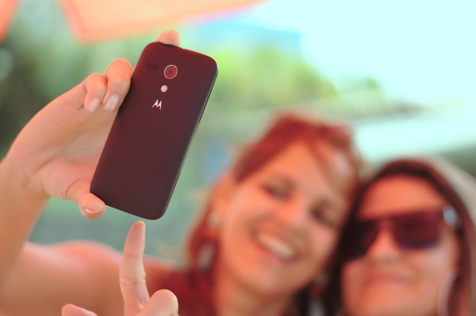 app per i selfie